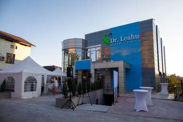 Clinicile Dentare Dr.Leahu au deschis un centru stomatologic la Iaşi