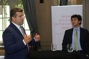 Dr. Max va deveni oficial unul dintre cele mai mari lanțuri de farmacii din România