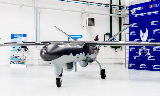 Producătorul de drone U-TacS va transfera tehnologie din Marea Britanie în România, pentru construirea dronei Watchkeeper