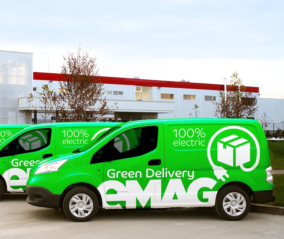 """eMAG a atins nivelul """"net zero"""" al emisiilor de dioxid de carbon pentru operațiunile sale"""