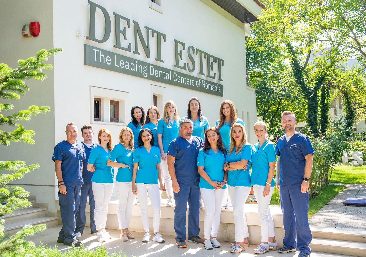 DENT ESTET, liderul pieței de servicii stomatologice, anunță o creștere cu 37% a cifrei de afaceri în primul trimestru 2021 față de  anul trecut
