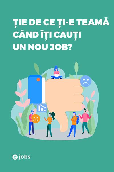 """Joburile """"pe pile"""", anunțurile neadevărate și lipsa experienței – cele mai mari frici ale românilor, atunci când trebuie să se angajeze"""