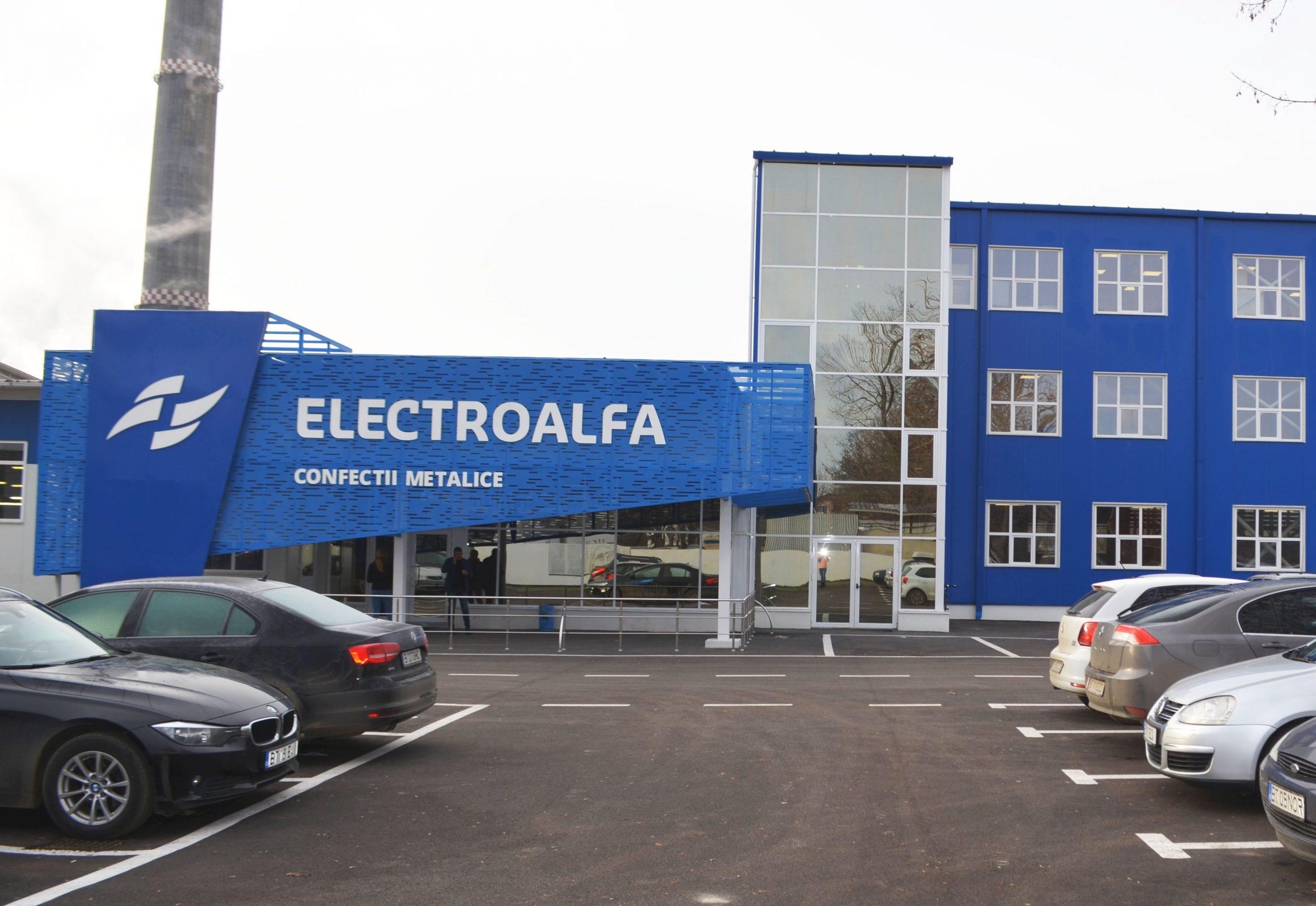 Compania Electroalfa va lansa un tunel dezinfectant cu opţiune de măsurare şi monitorizare automată a temperaturii