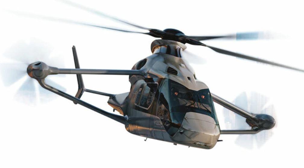 Elicopterul RACER cu fuselaj fabricat în România va zbura prima dată anul viitor