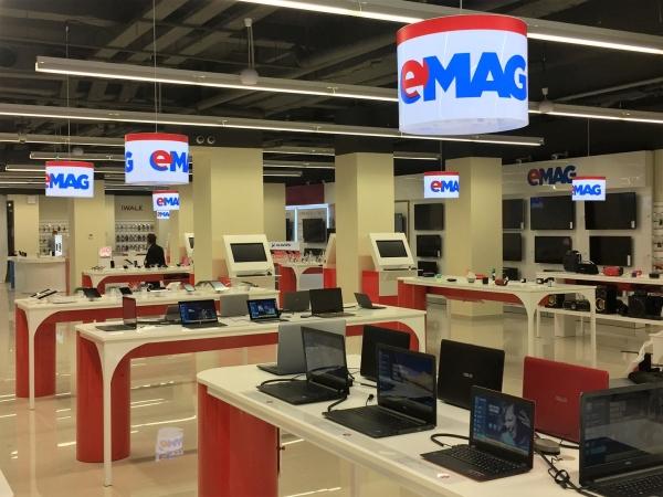 eMAG deschide primul showroom în Bulgaria