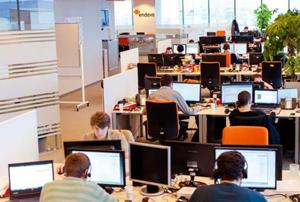 Compania Endava se dezvoltă la Iaşi, țintind să ajungă la 700 de angajați în 2020