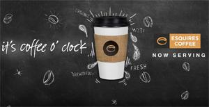 Brandul international Esquires Coffee vrea sa deschida 25 de cafenele in Romania