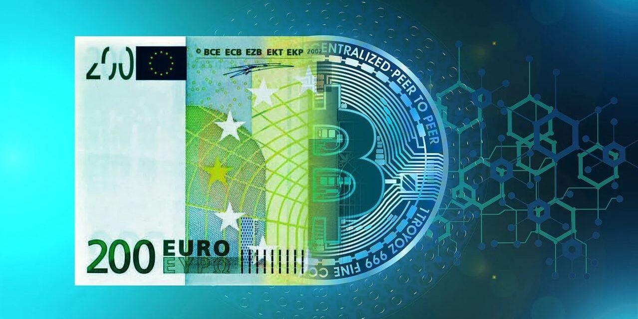 Euro digital, o alternativă la criptomonede, începe să prindă contur