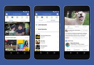 Facebook se lansează pe piața de televiziune prin intermediul unui serviciu video