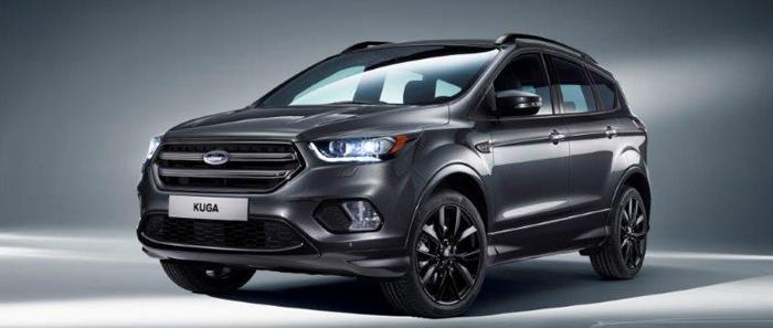 Noul Ford Kuga ajunge din decembrie şi în România