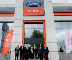 Ford Trucks a inaugurat în România cel mai mare sediu al său din Europa