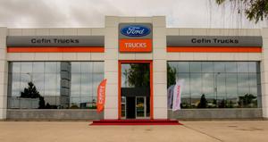 Ford Trucks: 4,5 milioane de euro investiți în primul an de prezență în România