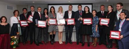 Aon România a desemnat cei mai buni angajatori ai anului