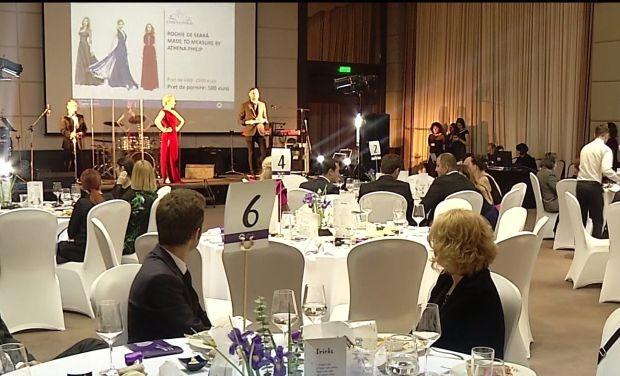 """Fundaţia Regina Maria a strâns o sumă record de 200.000 de euro la """"Gala din inimă pentru viitor"""""""