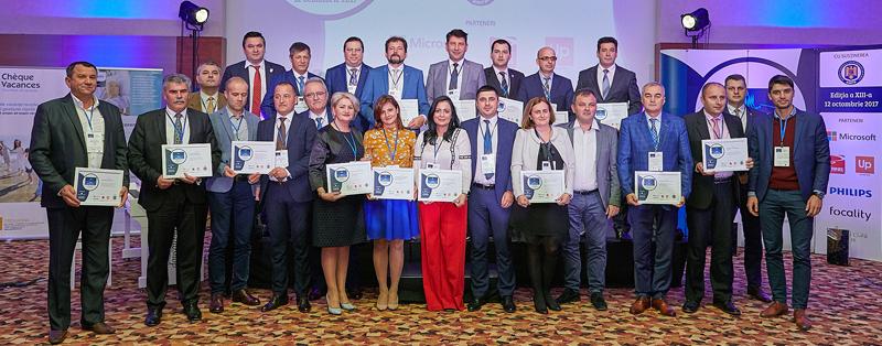 30 de proiecte importante realizate în acest an de instituțiile publice au fost prezentate în cadrul Galei Administratie.ro