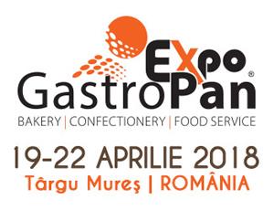 Expoziţia Internaţională GastroPan 2018 va reuni peste 150 de furnizori din 25 de ţări