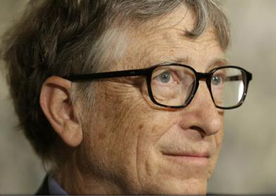 Bill Gates a dezvăluit titlurile cărţilor sale preferate din 2018