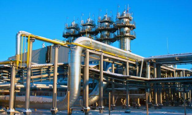 Prima scădere a preţului gazelor naturale în Europa, graţie prognozelor meteo favorabile