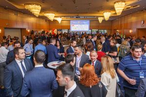 Comunitatea de business Global Manager s-a întâlnit în cadrul Cocktailului tradițional de primăvară