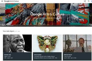 Google a anunţat relansarea platformei Google Arts & Culture, disponibilă acum şi pe mobil