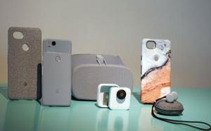 Google a dezvăluit noi produse hardware, inclusiv telefoane, boxe, căști, o cameră de buzunar și un laptop-tabletă