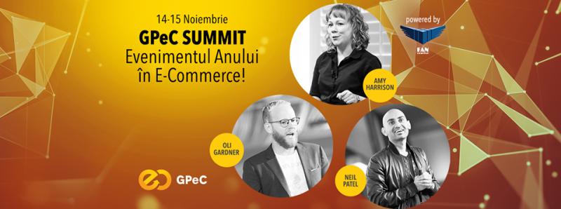 Peste 800 de participanți sunt așteptați pe 14-15 noiembrie la GPeC Summit