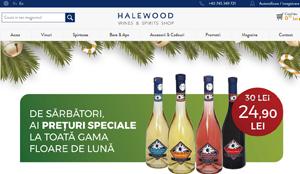 Halewood Wines & Spirits şi-a lansat noua platformă de e-commerce