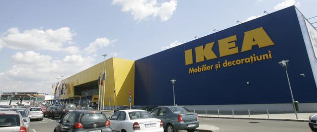 IKEA deschide pe 24 iunie al doilea magazin din România, o investiţie de 90 de milioane de euro