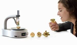 Imprimanta 3D imprimă deja mâncare și se va regăsi în curând și în bucătării