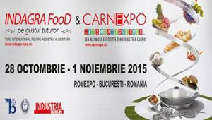 60 de mii de vizitatori sunt așteptați la INDAGRA FOOD & CARNEXPO 2015