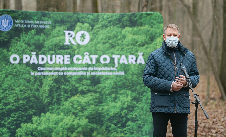 Klaus Iohannis: Vreau să construim în România industrii performante şi nepoluante