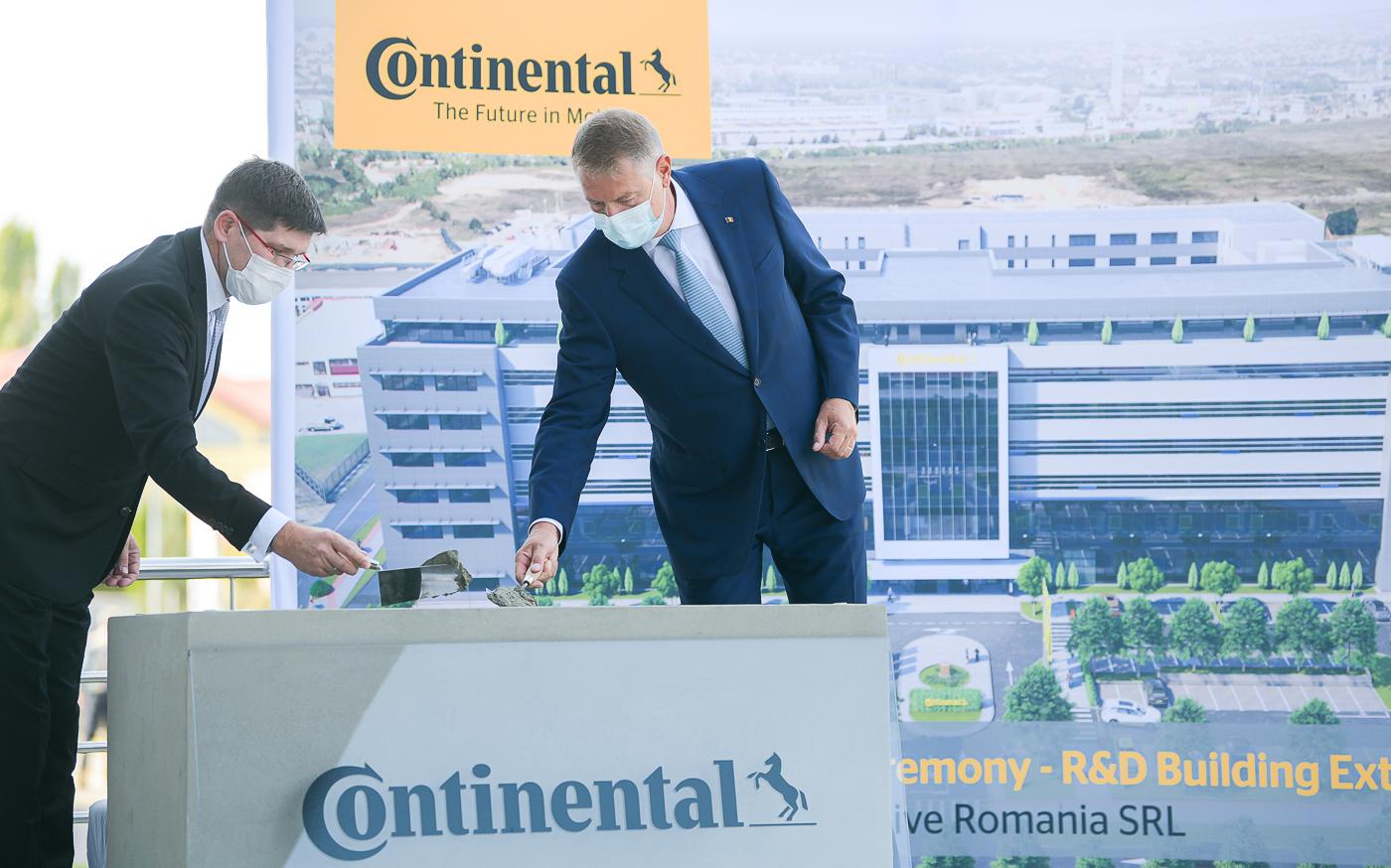 Continental Automotive a aniversat 20 de ani de activitate în România