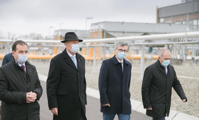 Klaus Iohannis: Suntem al doilea producător de gaze în UE, însă jumătate din gospodării sunt încălzite pe lemne