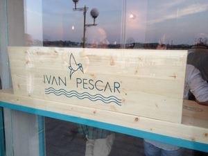 Ivan Patzaichin a inaugurat singurul restaurant din judeţul Tulcea cu produse doar din peşte