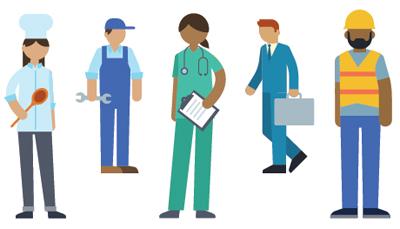 Numărul locurilor de muncă oferite de către IMM-uri a crescut cu peste 60%, în acest an