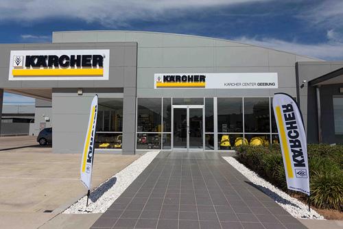 Compania germană Karcher deschide o nouă fabrică la Curtea de Argeş