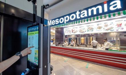 Lanțul de restaurante Mesopotamia a introdus un sistem de comandă touchless