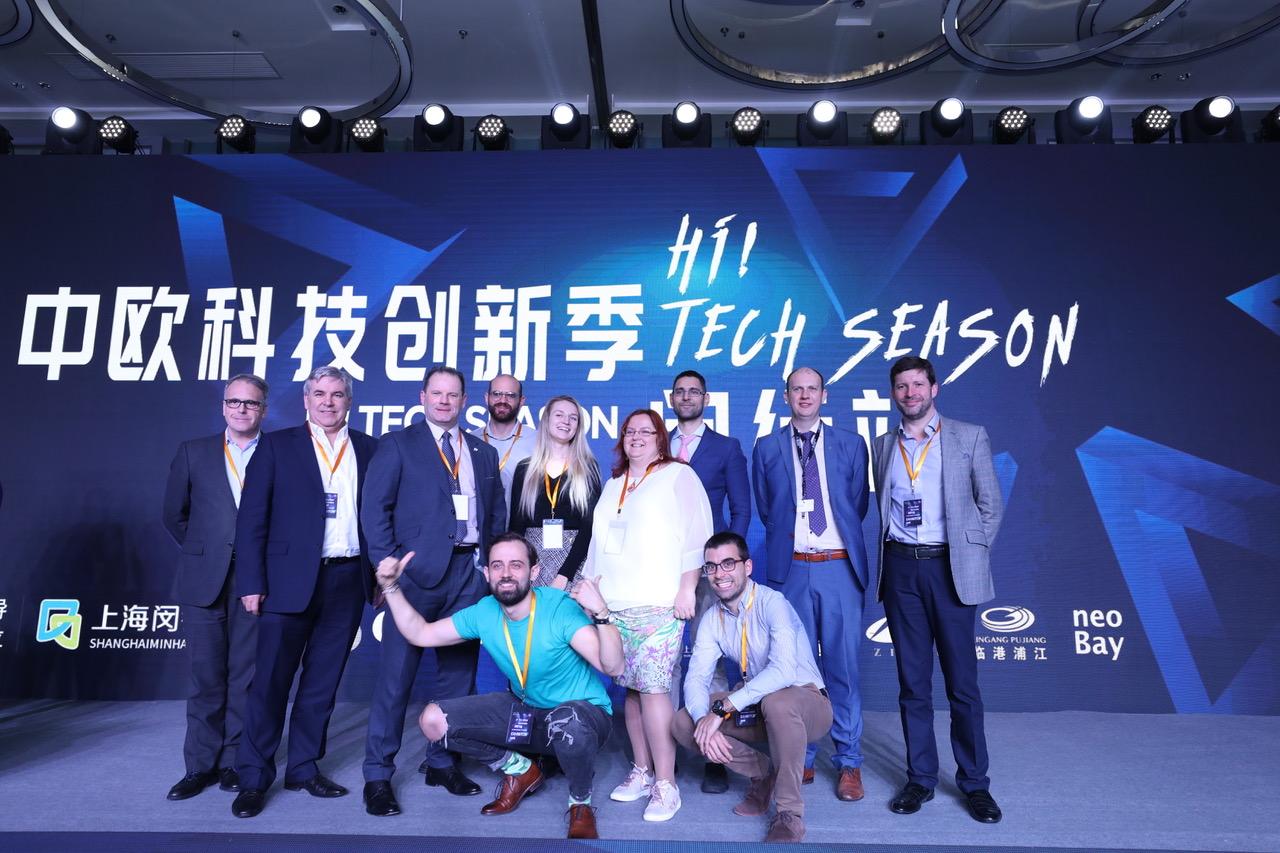 Prima afacere românească premiată pentru inovație în China