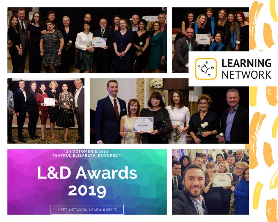 TOP 3 traineri, coachi si companii furnizoare de training conform L&D Survey 2019, realizat de Learning Network