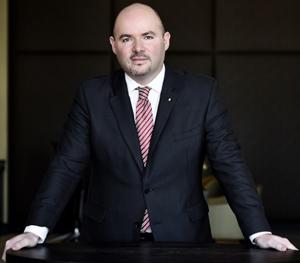 Lior Bebera este noul director general al hotelului Intercontinental Bucureşti