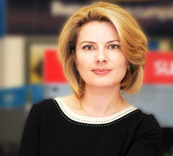 Violeta Luca este noul Head of Business Strategy al Microsoft România