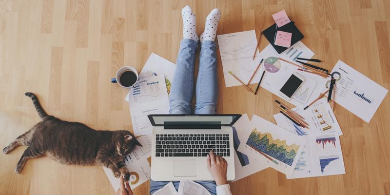 Middle managerii și IT-iștii sunt angajații care lucrează cel mai mult de acasă