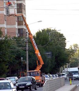 Compania Luxten a câștigat contractul pentru întreținerea și extinderea sistemului de iluminatul public din Brăila pe următorii zece ani