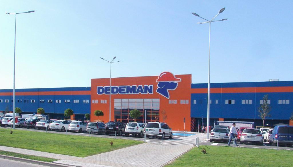 Dedeman deschide la Sfântu Gheorghe al 55-lea magazin din ţară