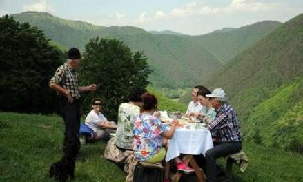 """Mărginimea Sibiului a fost desemnată """"Destinație Europeană de Excelență"""" privind turismul și gastronomia locală"""
