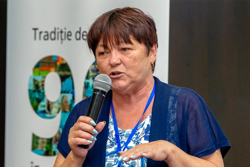 Maria Mesaros, Președinte FADR: Pacienții cronici, în special cei cu diabet zaharat și complicații ale diabetului sunt cei mai expuși contactării virusului