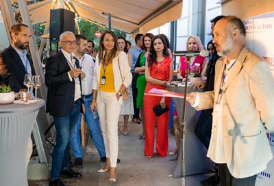 O nouă întâlnire a Comunităţii Global Marketing Manager a avut într-o locație nouă din Capitală