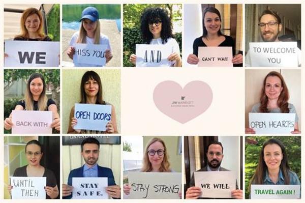 Stefan Savic, Director of Sales & Marketing, JW Marriott Bucharest Grand Hotel: Abia așteptăm să ne întâmpinăm din nou oaspeții!
