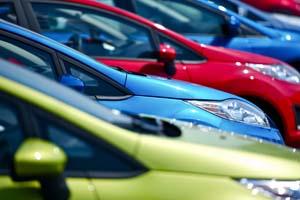 Scădere de aproape 40% a înmatriculărilor de autoturisme noi în România, în primele două luni