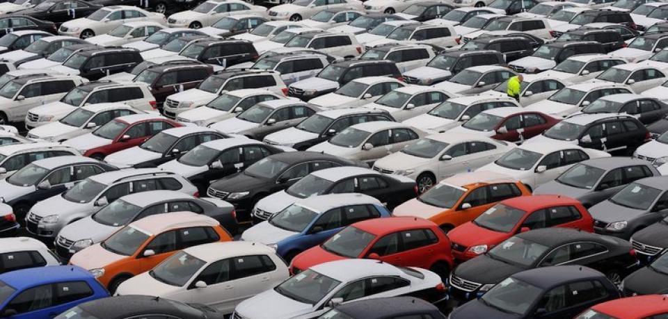 Scădere de 14,5% a înmatriculărilor de autoturisme noi în România, în primele patru luni ale anului